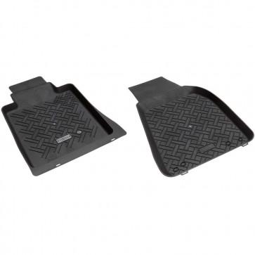 BMW 3er-Reihe (E90, E91, E92, E93) Bj. 03.05-13, rensi Schalenmatten für Fußraum vorne