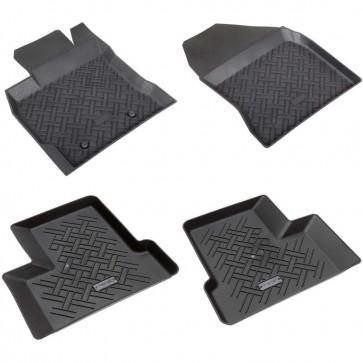 rensi Schalenmatten// Fußmatten für Toyota Auris