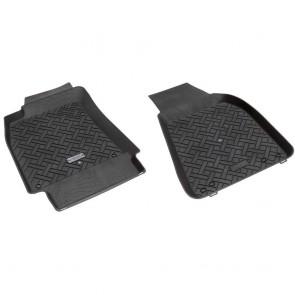 Audi Q5 (8R) Bj. 11.08-16, rensi Schalenmatten für Fußraum vorne
