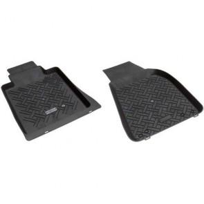 BMW X1 (E84) Bj. 10.09-15, rensi Schalenmatten für Fußraum vorne