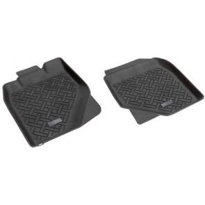 Citroen C4 Bj. 11.04-10, rensi Schalenmatten für Fußraum vorne