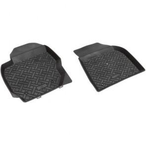 Mazda 2 (DE) Bj. 10.07-14, rensi Schalenmatten für Fußraum vorne