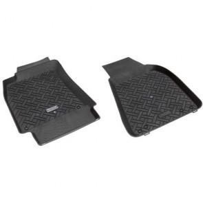 Seat Exeo (3R) Bj. 04.09-15, rensi Schalenmatten für Fußraum vorne